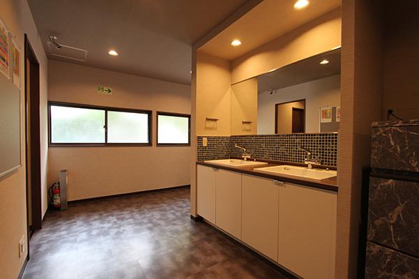 第一寮洗面スペース