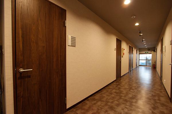 第一寮廊下