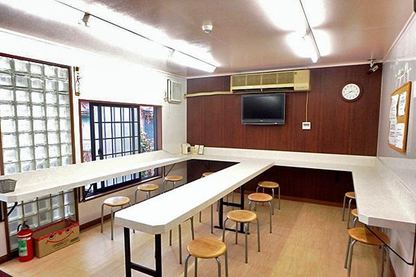 第一寮食堂