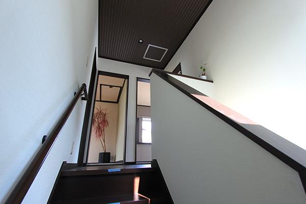第二寮階段