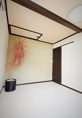 第二寮部屋