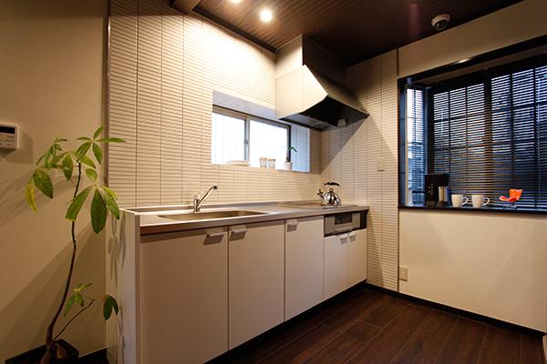 第二寮キッチン