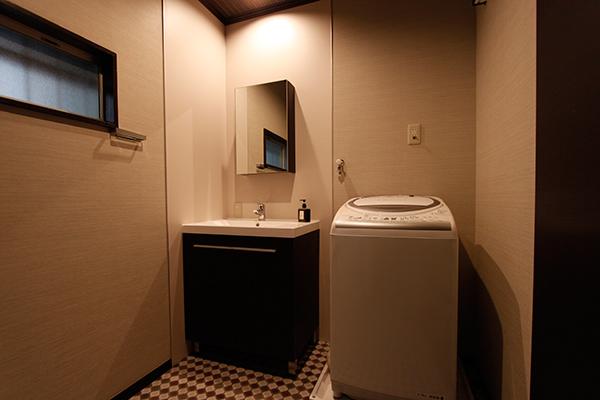 第二寮洗面スペース