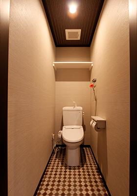 第二寮WC